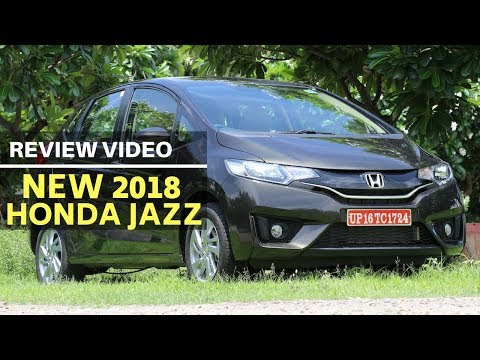New 2018 Honda Jazz 1.2 Petrol CVT Automatic Road Test Review