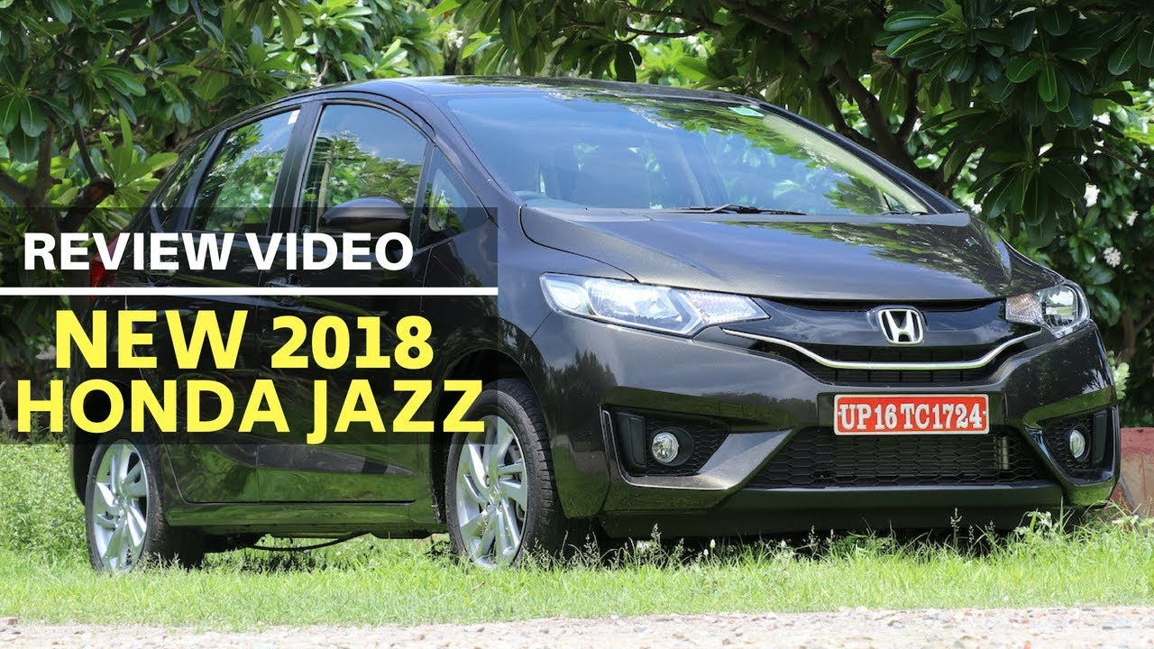 New 2018 Honda Jazz 12 Petrol Cvt Automatic Road Test Review Youtube