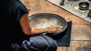 Relaxing Hang Drum (Handpan) Music ● Essence of Life ● Instrumental Hang for Meditation, Yoga,Spa