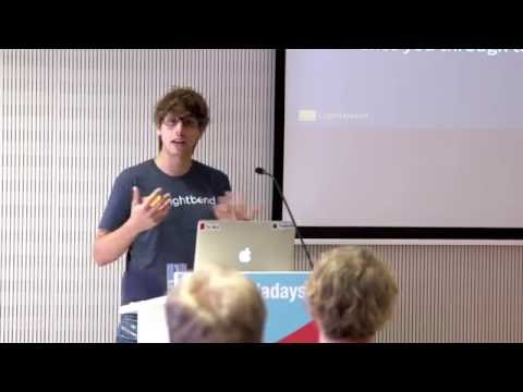 """Lightbend Lagom: Microservices """"Just Right"""" by Mirco Dotta"""