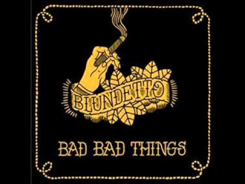 Blundetto - White Birds Ft. Hindi Zahra (Bad Bad Things)
