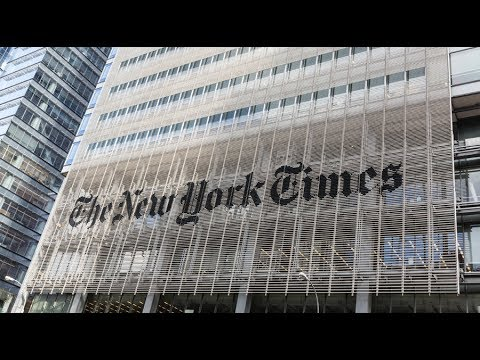 New York Times makes 1st retraction on Russia coverage