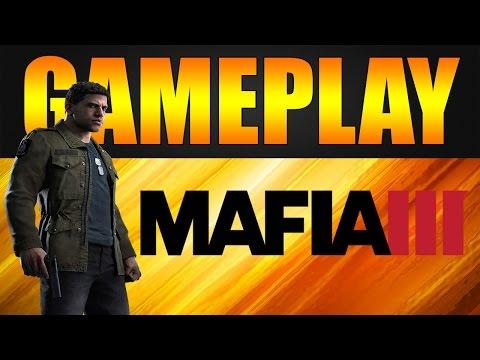 MAFIA III SE MUESTRA EN 22 MINUTOS DE GAMEPLAY