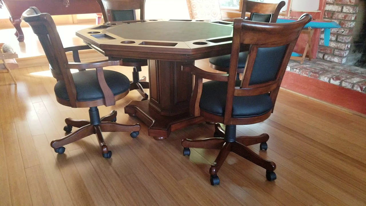 Imperial 2 In 1 Game Table