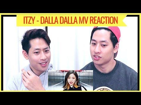 ITZY '달라달라' DALLA DALLA MV REACTION