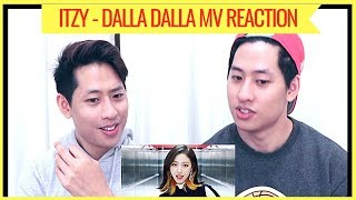 "ITZY ""달라달라"" DALLA DALLA MV REACTION"