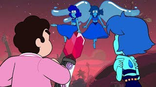 Lapis Lazuli Terraforming Conflict! Why So Blue Episode Predictions (Steven Universe Future Theory)