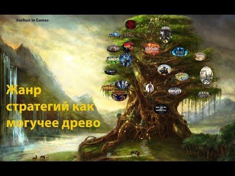 Жанр стратегии как могучее дерево
