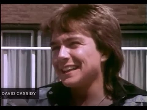 ✱ David Cassidy...short interview from 1975 ✱