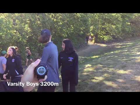 Hoosier Crossroads Conference Championship Boys Varsity 5K Race