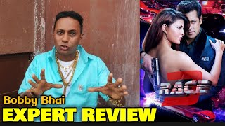 Bobby Bhai EXPERT REVIEW On RACE 3 | Salman Khan, Bobby Deol, Remo DSouza | Public Review
