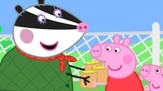 Cartoon Kids - Português Brasil | Temporada 8 - Nova Compilação 28| Peppa Pig em Português Brasil