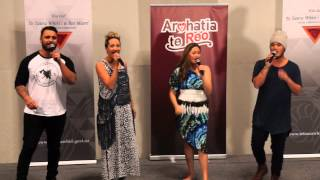 Aotearoa Live feating Stan Walker, Ria Hall, Troy Kingi and Maisey Rika
