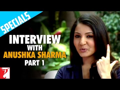 Interview with Anushka Sharma | Part 1 | Rab Ne Bana Di Jodi | Shah Rukh Khan | Anushka Sharma