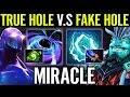 MIRACLE- Midlane Enigma - Refresh The Marvelous Black Hole DOTA 2