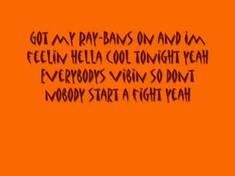 Cheers (Drink To That), by Rihanna lyrics