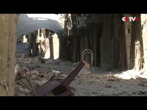 Palestinians Fight IS in Syria's Yarmouk Refugee Camp