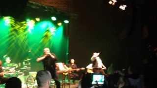 Haudegen live Bochum - Feuer und Flamme (14.12.2013)