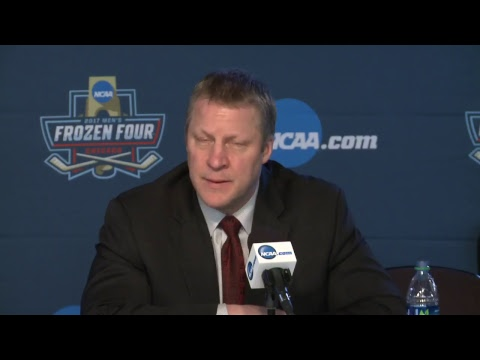 News Conference: Harvard vs. Minn. Duluth Postgame
