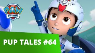 PAW Patrol | Pup Tales #64 | Rescue Episode! | PAW Patrol Official & Friends