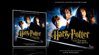 Harry Potter and the Chamber of Secrets (2002) - Full Expanded soundtrack (John Williams)