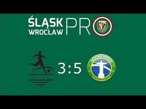 Credit Suisse - Magicy z Rio 3:5, Sezon Wiosna 2018, Śląsk Wrocław PRO, 21.05.2018