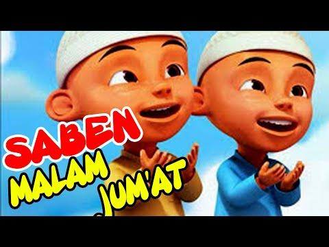Upin & Ipin MALAM JUM'AT - Tembang Religi