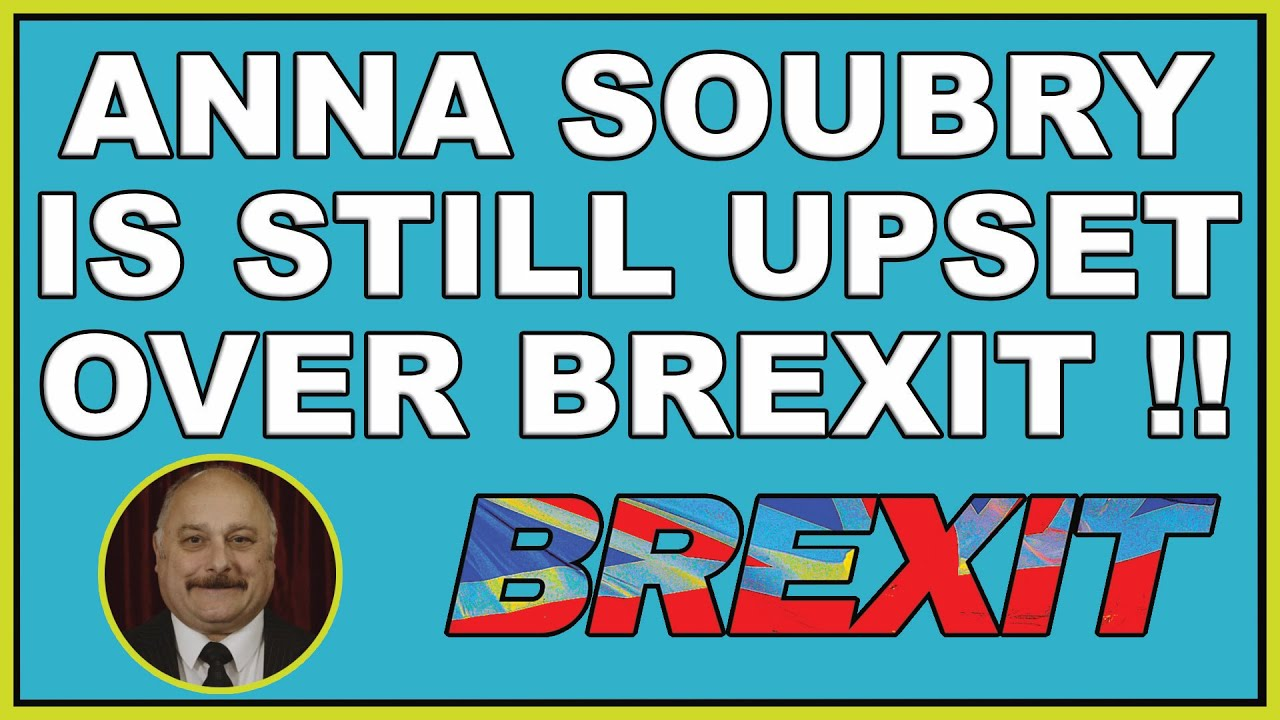 Remainer Anna Soubry is not happy at all about the way Brexit is going! (4k)