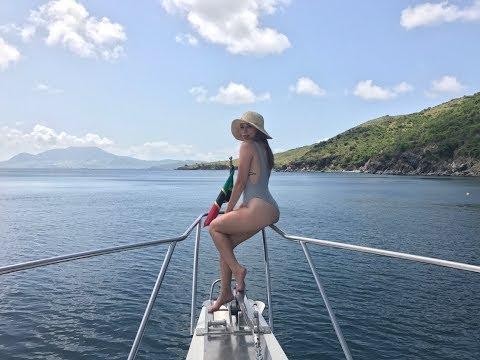 Vlog 01: Saint Kitts Adventures