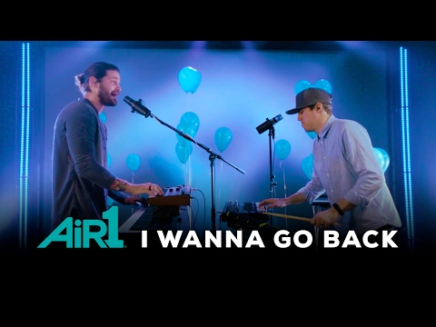 "David Dunn ""I Wanna Go Back"" LIVE at Air1 Radio"