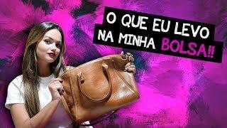 O QUE EU LEVO NA MINHA BOLSA!! || SUZANNA FREITAS