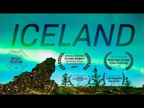Remember Who You Are | Iceland Cinematic Drone and Timelapse Travel Film