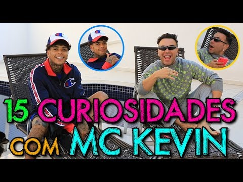 15 CURIOSIDADES DE MC KEVIN  MatheusMazzafera