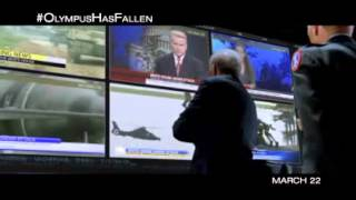 Olympus Has Fallen 2013 Official Trailer