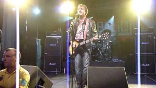Glen Matlock and the Philistines - Pretty Vacant - Rebellion 2011