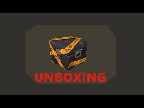 TF2 INVASION Crate Unboxing! (Confidential crates)