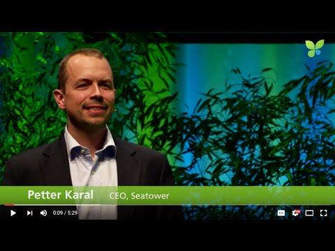ECO16 Berlin: Petter Karal Seatower