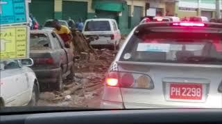 ♦☆♦Montego Bay Flood Aftermath ♦☆♦