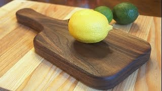 From Firewood to Cutting Board | Modern Builds | EP. 19