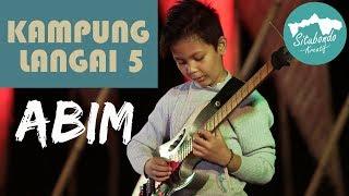 ABIM Gitaris Cilik Cover Mr. Frontman by Jack Thammarat (Kampung Langai 5)