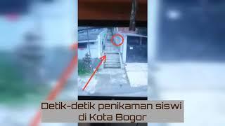 TRAGIS!!! Momen Penikaman Seorang Siswi di Kota Bogor - RADARSUKABUMI