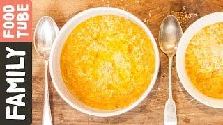 Healthy Minestrone Soup  | Michela Chiappa