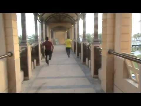 International Parkour Day - Bahrain (Highlights)