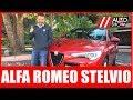 Probamos el nuevo Alfa Romeo Stelvio, primer SUV de la marca ¿Qué nos pareció?