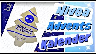 NIVEA Adventskalender 2018 | Alle 24 Türchen auspacken | Advent Calendar