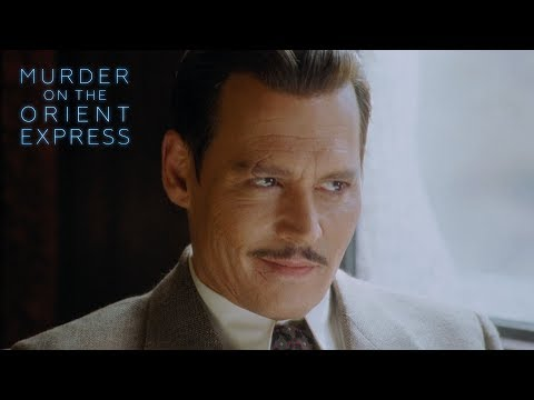 "Murder on the Orient Express | ""Mystery"" TV Commercial 