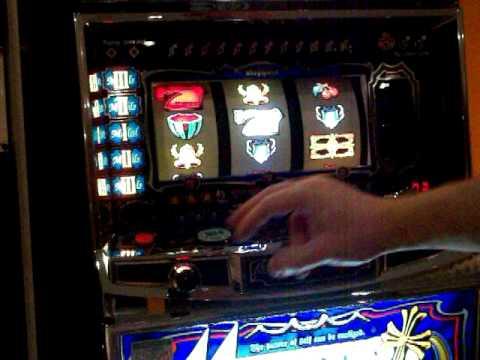 Mephisto Slot Machine - Pachislo, Skill Stop.MOV