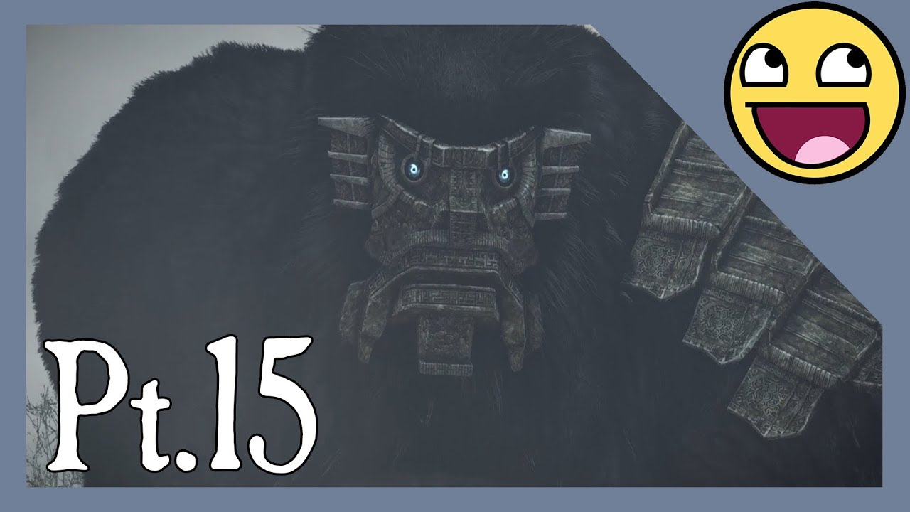Shadow of the Colossus (Remake) Playthrough Part 15 - Giant in the Valley