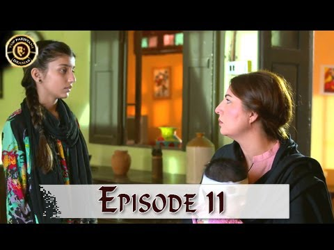 Mubarak Ho Beti Hui Hai Episode – 11 – 21st June 2017 –  Top Pakistani Dramas