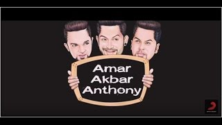 Pranayam Full Song - Movie - Amar Akbar Anthony